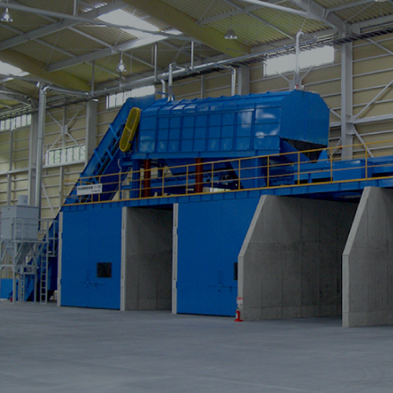産業廃棄物中間処分